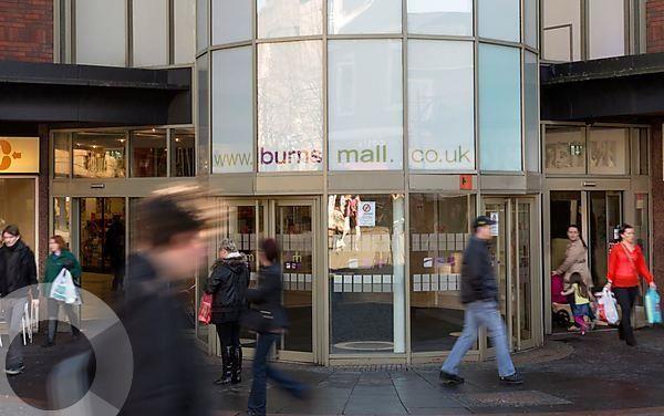 Thumbnail Retail premises to let in Burns Mall Shopping Centre, Burns Precinct, Kilmarnock