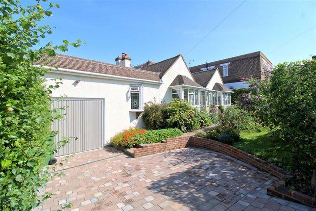 Thumbnail Detached bungalow for sale in Sutton Drove, Seaford, East Sussex