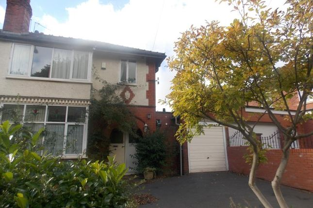 Thumbnail Semi-detached house to rent in Tudor Road, Bolton