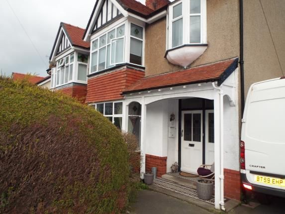 Thumbnail Semi-detached house for sale in Windsor Drive, Old Colwyn, Colwyn Bay, Conwy