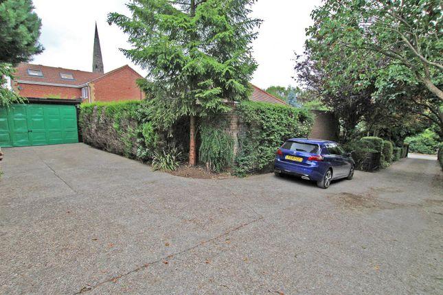 Driveway of Friday Lane, Gedling Village, Nottingham NG4
