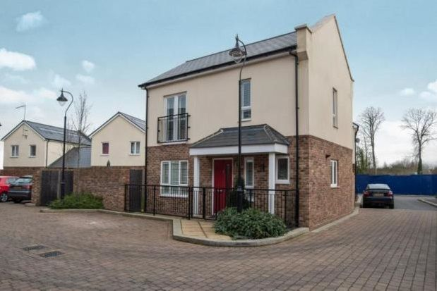 Thumbnail Property to rent in Paper Mill Mews, Ingress Park, Greenhithe