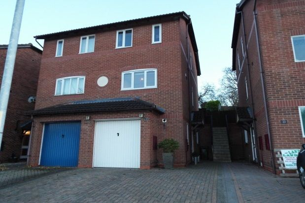 Thumbnail Property to rent in Millrace Road, Redditch