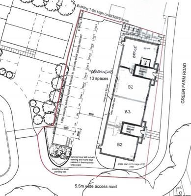 Thumbnail Office to let in Office/Retail, Green Farm Road, Newport Pagnell, Milton Keynes