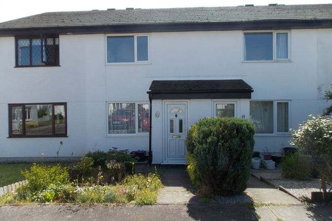 Thumbnail Terraced house to rent in Tamar Close, Callington, Cornwall