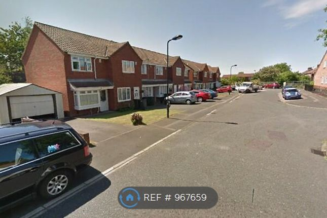 1 bed terraced house to rent in Roseberry Grange, Forest Hall, Newcastle Upon Tyne NE12