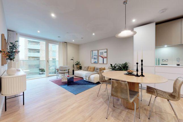 Living Room of Meranti Apartments, Deptford Landings, Deptford SE8