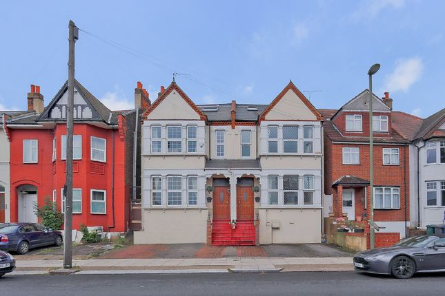 Thumbnail Semi-detached house for sale in Colney Hatch Lane, Muswell Hill