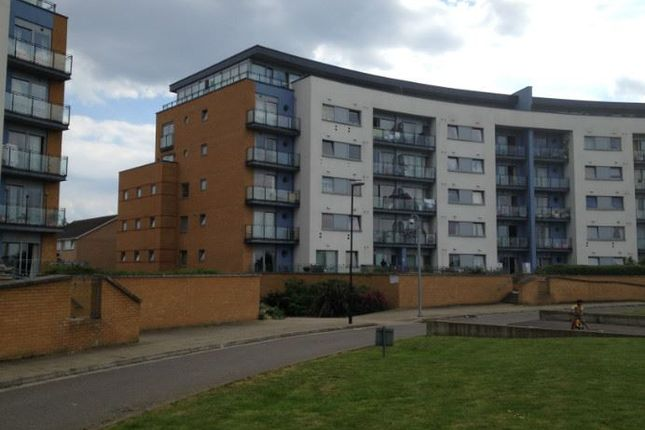 Thumbnail Flat to rent in Tideslea Path, London