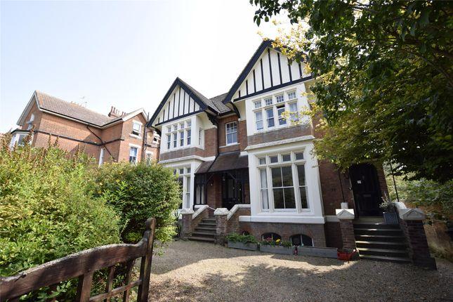 Thumbnail Maisonette to rent in Pevensey Road, St. Leonards-On-Sea