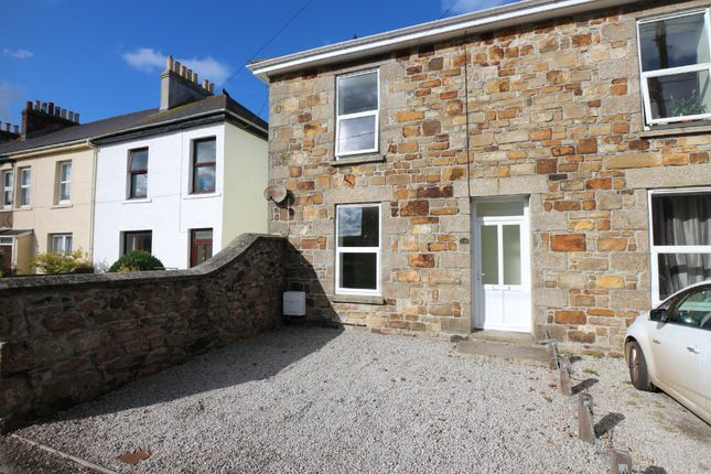 Thumbnail Semi-detached house for sale in North Roskear Road, Tuckingmill, Camborne