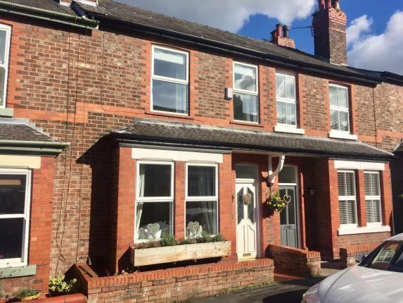 Thumbnail Terraced house for sale in Brackley Street, Stockton Heath, Warrington