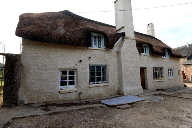 Thumbnail Farmhouse for sale in Sampsons Community Farm, Preston, Newton Abbot