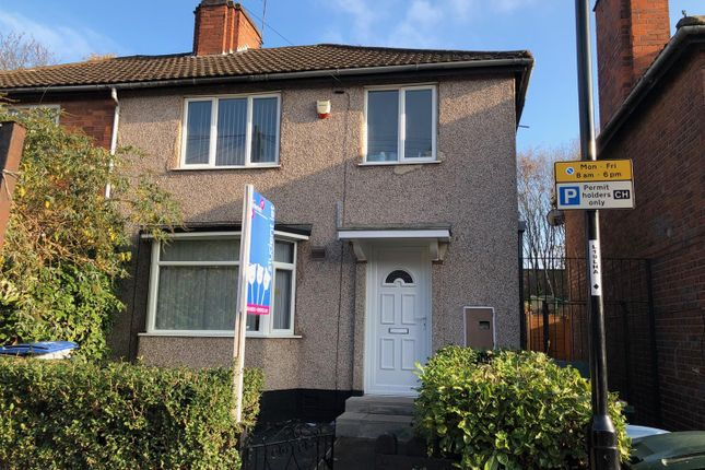 Thumbnail Semi-detached house for sale in St. Georges Road, Coventry