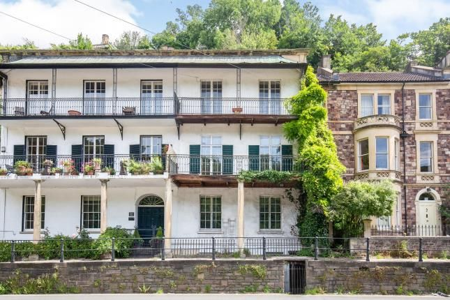 Thumbnail Terraced house for sale in Hotwell Road, Bristol