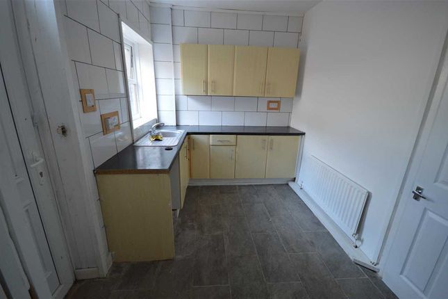 Kitchen of Poplar Street, South Moor, Stanley DH9