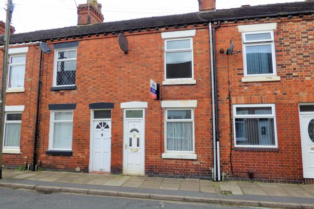 Thumbnail Terraced house to rent in Brakespeare Street, Stoke-On-Trent