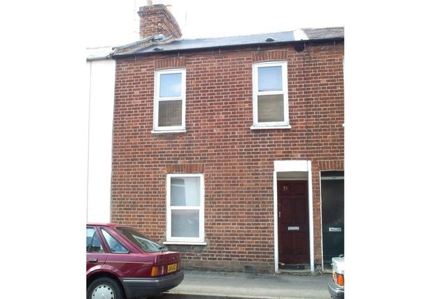 Thumbnail Terraced house to rent in Randolph Street, Oxford