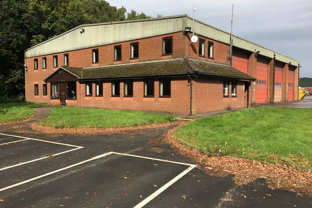Thumbnail Industrial to let in Former Haulage Yard, Woodlands, Brampton Road, Longtown