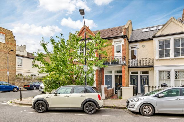 External of Colehill Lane, Fulham, London SW6