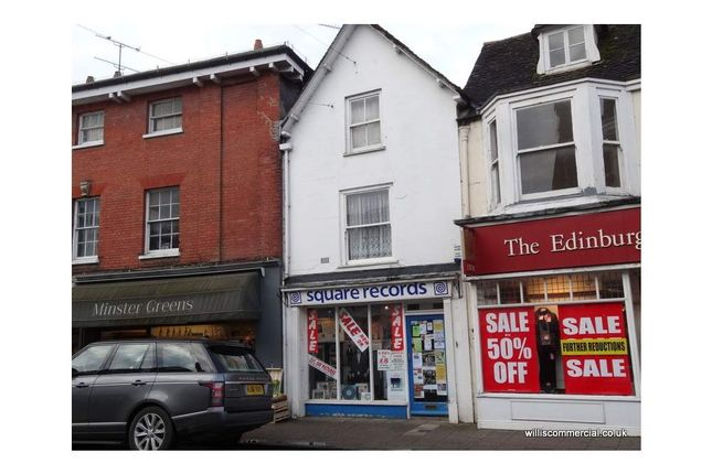 Thumbnail Retail premises to let in High Street 14, Wimborne