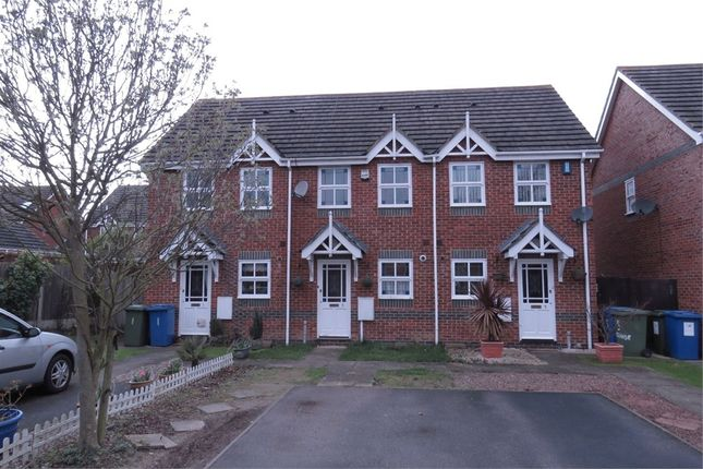 Thumbnail Terraced house to rent in Eleanor Drive, Milton Regis, Sittingbourne, Kent