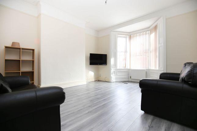Thumbnail Terraced house for sale in Heaton Hall Road, Heaton, Newcastle Upon Tyne