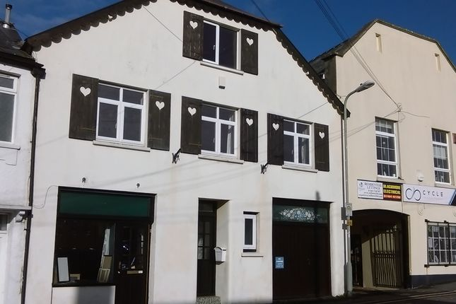 Thumbnail Maisonette to rent in King Street, Honiton