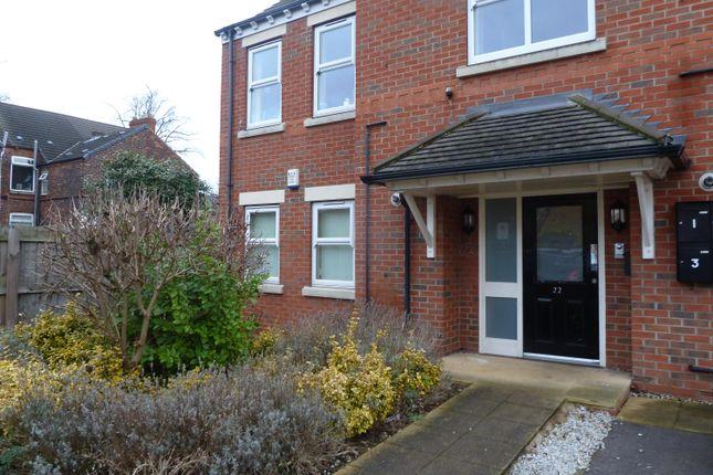 Thumbnail Flat to rent in Sanderson Close, Ella Street, Hull