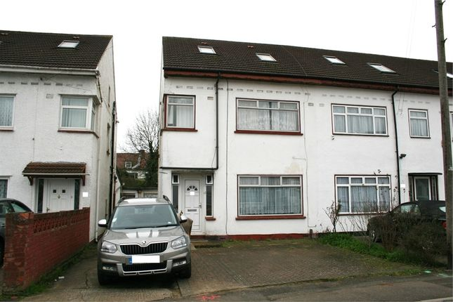 Thumbnail End terrace house for sale in Gledwood Crescent, Hayes
