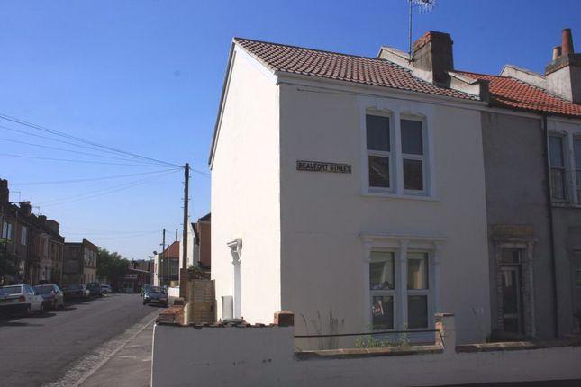Thumbnail Maisonette to rent in Beaufort Street, Bedminster, Bristol