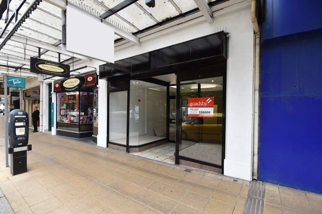 Thumbnail Retail premises to let in 26 Westover Road, Bournemouth