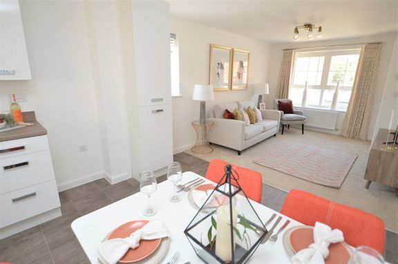 3 bedroom semi-detached house for sale in Greystone Walk, Cullompton