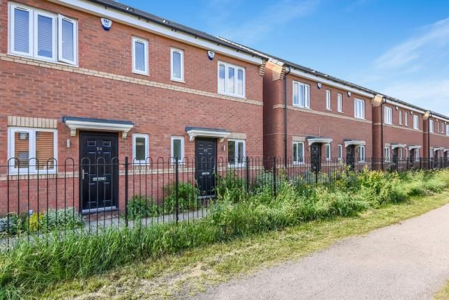 Thumbnail Semi-detached house for sale in Shropshire Close, Walsall, West Midlands