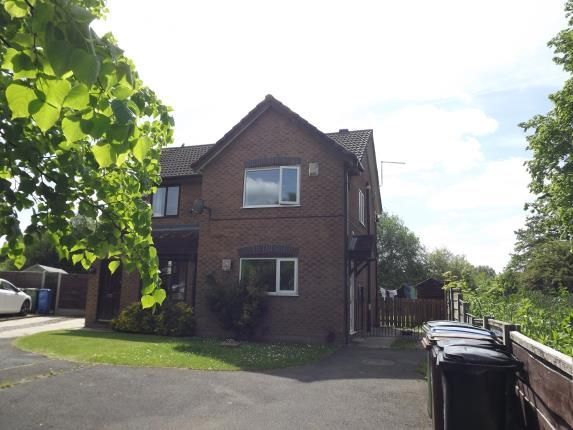 2 bed semi-detached house for sale in Bexhill Road, Stockport, Greater Manchester
