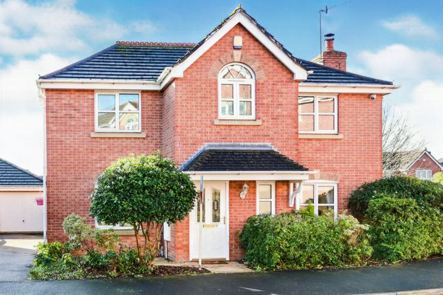 Thumbnail Detached house for sale in Leapgate Avenue, Stourport-On-Severn