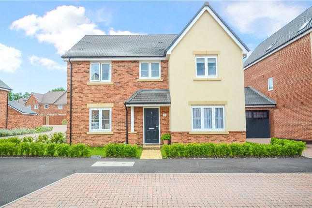 Thumbnail Detached house for sale in Thompson Way, Farnborough, Hampshire