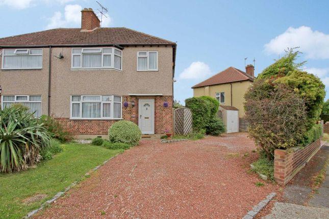 3 bed semi-detached house for sale in Grosvenor Crescent, Hillingdon