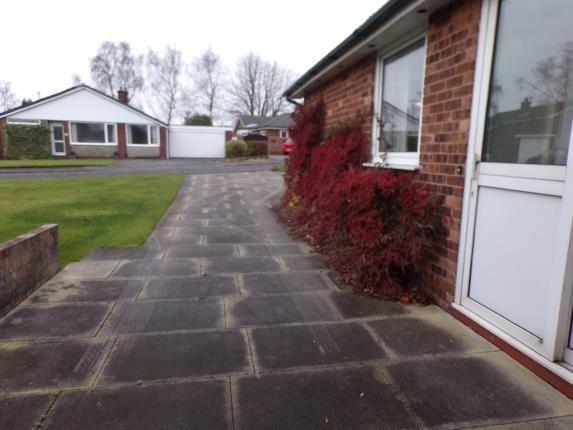 Driveway of Borrowdale Road, Leyland, Lancashire PR25