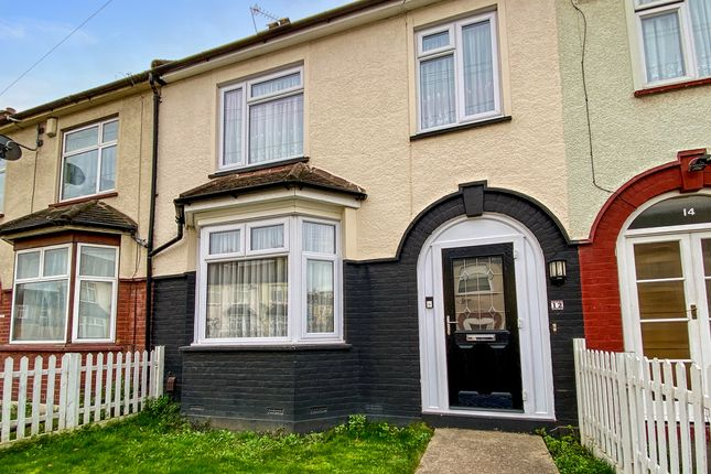 Thumbnail Terraced house for sale in Coulton Avenue, Northfleet