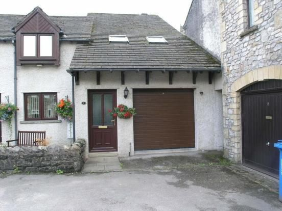 Thumbnail Town house to rent in Millwood, Ingleton, Nr Carnforth