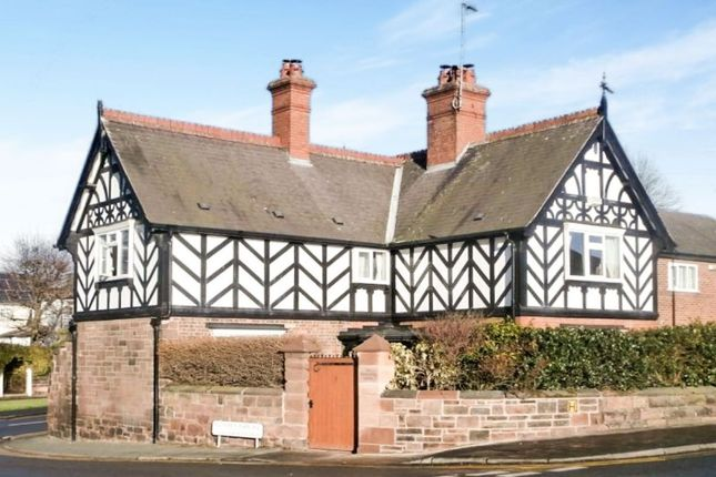 Thumbnail Detached house for sale in Knowsley Court, Knowsley Road, Hoole, Chester