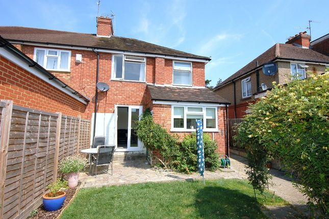 Thumbnail Semi-detached house to rent in Edward Avenue, Camberley