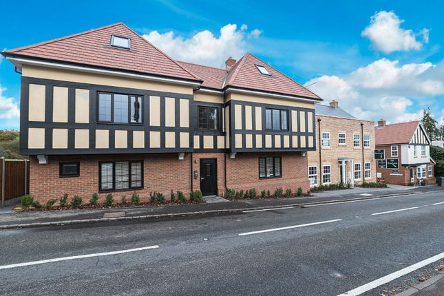 Thumbnail Flat for sale in Chestnut Mews, Coppice Row, Theydon Bois, Epping