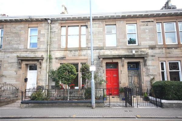 Thumbnail Terraced house for sale in Dalblair Road, Ayr