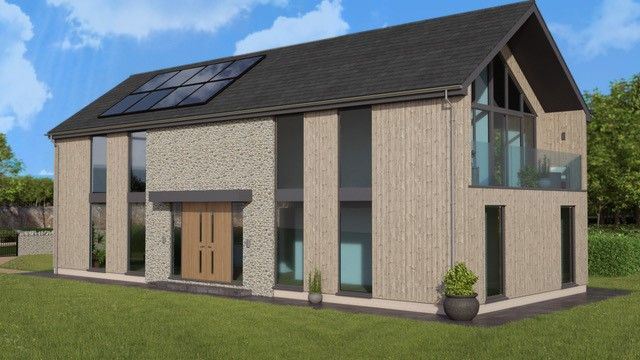Detached house for sale in The Barn, Cookswood, Somerset