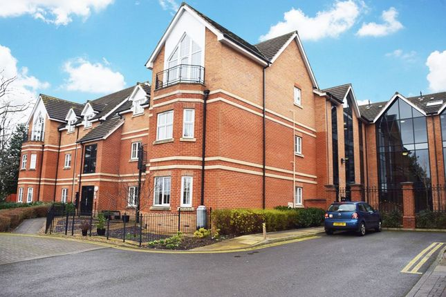 Thumbnail Flat to rent in Priory Heights Court, Derby