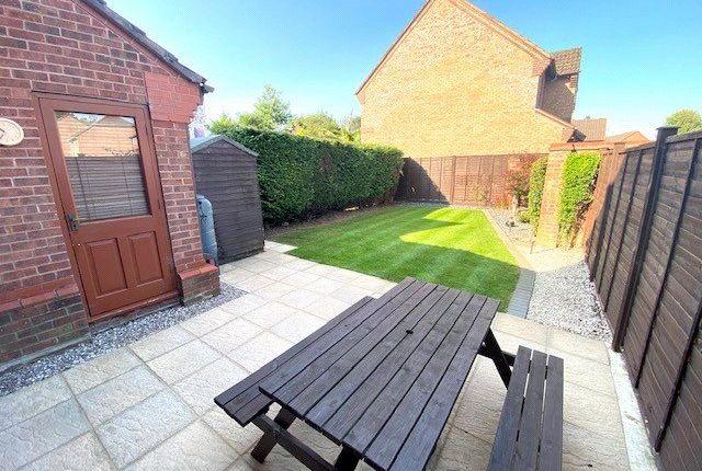 Rear Garden of Cowley Close, Southampton, Hampshire SO16