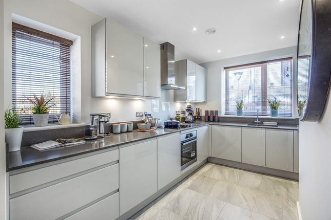Thumbnail Terraced house for sale in Mozart Gardens, Acton, London
