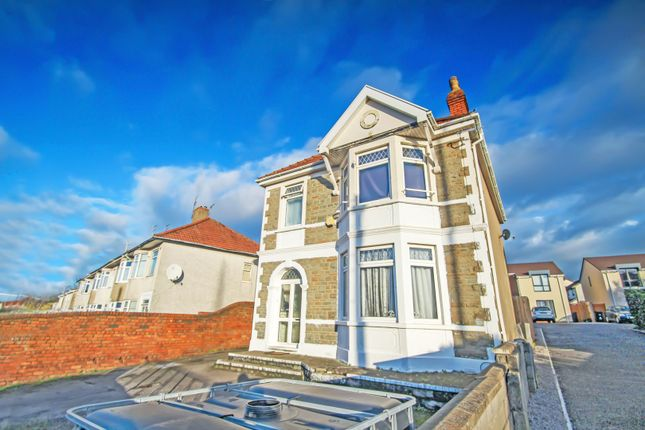 Thumbnail Detached house for sale in Gordon Road, Whitehall